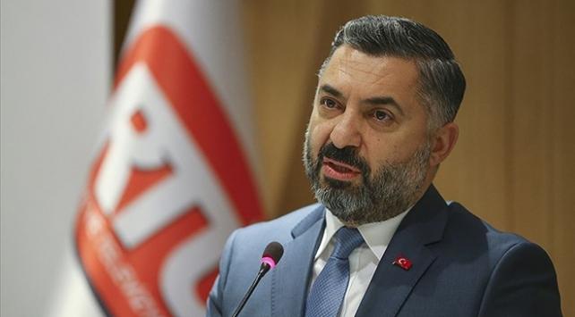 RTÜK Başkanı Şahin: Ordumuza uzatılan dil, ifade özgürlüğünün parçası olamaz