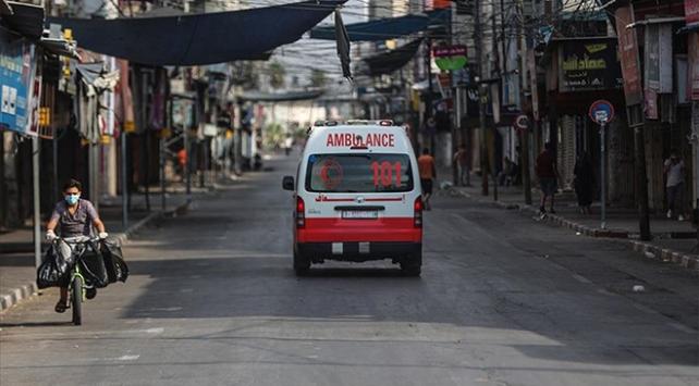 Gazzede cuma ve cumartesi günleri sokağa çıkmak yasaklandı