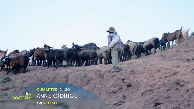 """Ödüllü belgesel """"Anne Gidince"""" ilk gösterimiyle TRT Belgesel'de"""