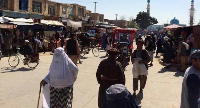 Afgan halkından Avusturalya askerlerinin işlediği cinayetlere tepki