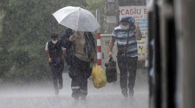 Kasımda yağışlar yüzde 49 azaldı, en çok Ege ve Marmara etkilendi