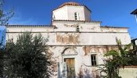 Didim'deki Rum Ortodoks Kilisesi'ne örülen duvarlar kaldırıldı