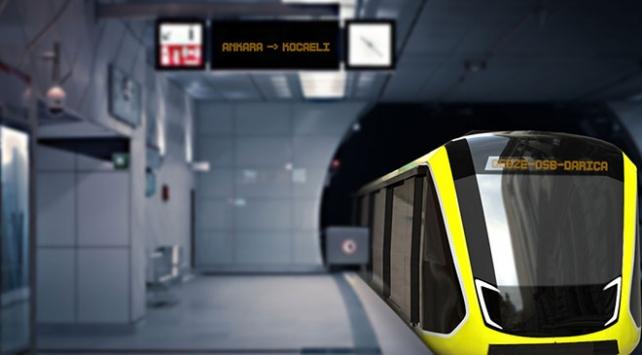 Türkiyenin ilk yerli metro seti Ankarada üretilecek