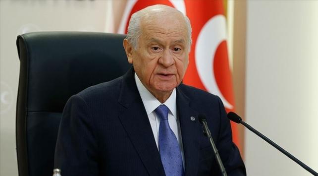 MHP Genel Başkanı Bahçeli: Orduya satılmış demek bir defa vatana ihanettir