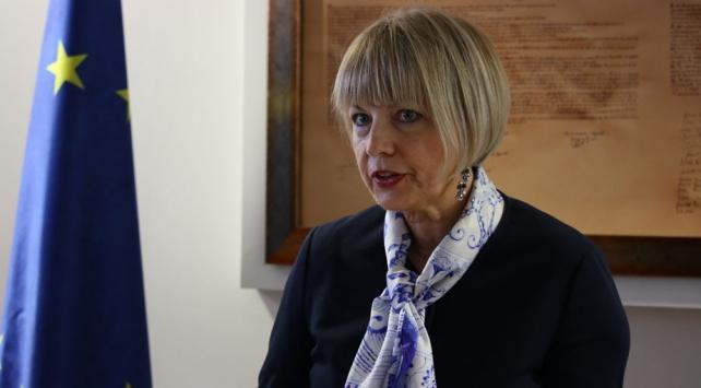 AGİTin yeni Genel Sekreteri Alman diplomat Helga Schmid oldu