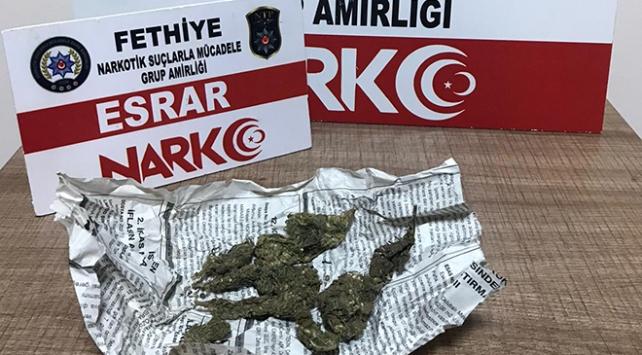 Muğlada uyuşturucu operasyonunda 5 tutuklama