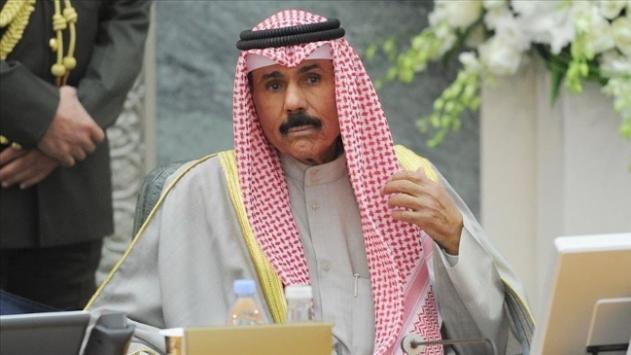 Kuveyt Emiri, Körfez krizinin çözümündeki ilerlemeden memnun