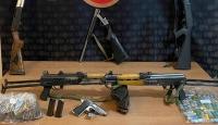 Van'da uyuşturucu ve silah operasyonu: 4 gözaltı