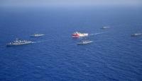 Türk Deniz Kuvvetleri Oruç Reis'e 82 gün refakat etti