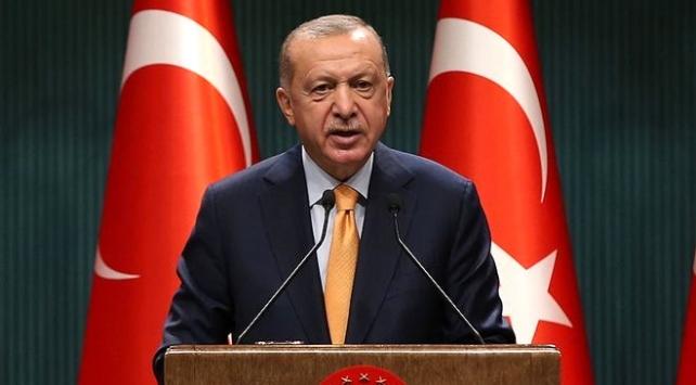 Cumhurbaşkanı Erdoğan: Türkiyeyi motor üretimi alanında adres ülke yapacağız