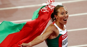 Belaruslu atlete dopingden 4 yıl ceza