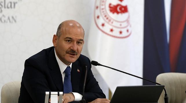"""Bakan Soyludan, Kılıçdaroğlunun """"telefon dinlenmesi"""" açıklamalarına cevap"""