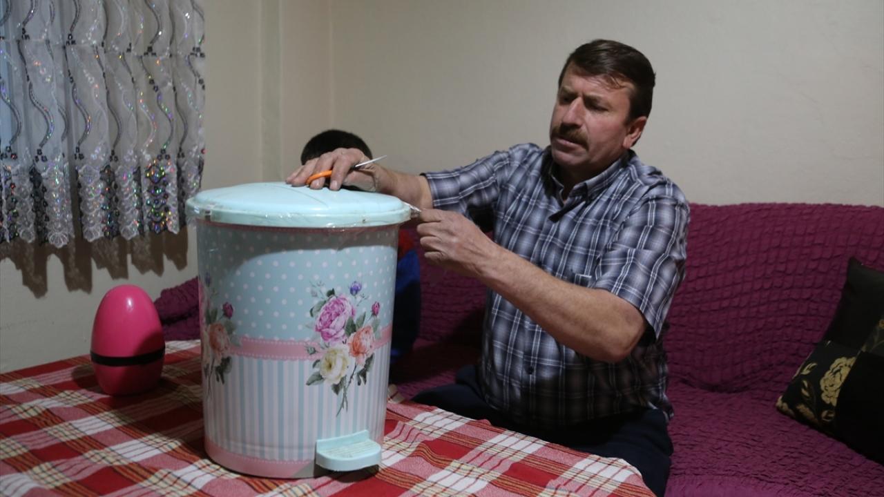 İlçede pazarcılık yapan Ağcık, sigarayı bırakarak hem daha sağlıklı kaldığını hem de para biriktirdiğini söyledi.