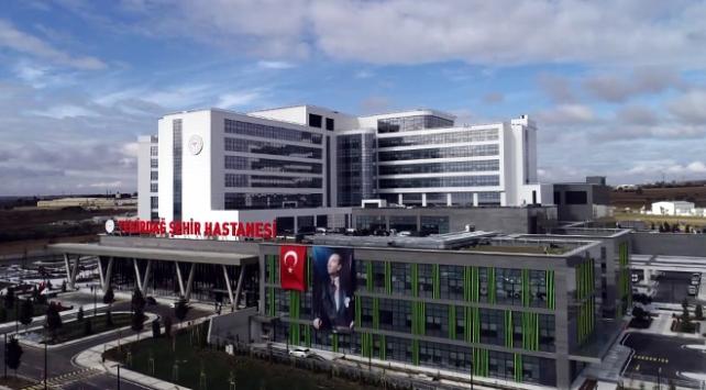 """Tekirdağ Şehir Hastanesi bölgenin """"sağlık üssü"""" olacak"""