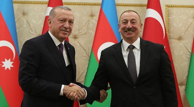 Cumhurbaşkanı Erdoğan yarın Azerbaycana gidiyor