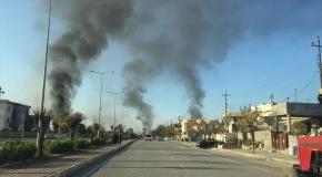 Irak'ta hükümet karşıtı gösterilerde 1 Peşmerge öldü