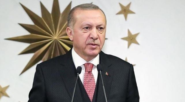 Cumhurbaşkanı Erdoğan: ABnin yaptırım kararları bizi çok fazla ırgalamaz