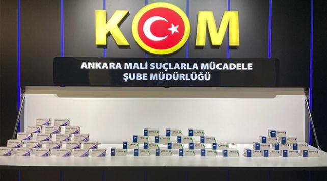 Ankarada sahte reçete operasyonu: 23 gözaltı