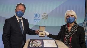 Dünya Gıda Programı'na Nobel Barış Ödülü