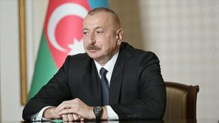 Aliyev'den Minsk Grubu heyetine: Gelmek sizin fikrinizdi, ben davet etmedim