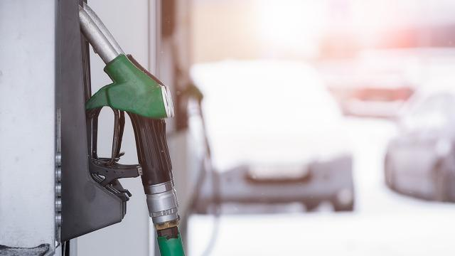 Benzin fiyatlarında artış