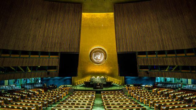 """BM Etiyopyanın """"kovma"""" olayını yasal olmadığı için kabul etmedi"""