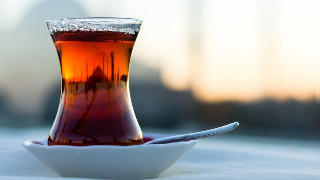 Türkiyeden 60 ülkeye 392 ton çay ihracı