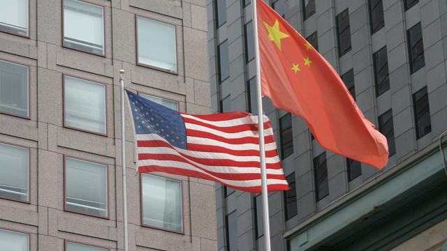 """Çinden ABDye uyarı: Tayvan ile iş birliği """"tek Çin"""" ilkesine aykırı"""