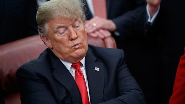 Trumpa haydut ve deli yakıştırması