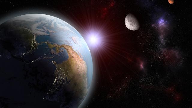 Dünya giderek kararıyor, sorumlusu ise küresel ısınma