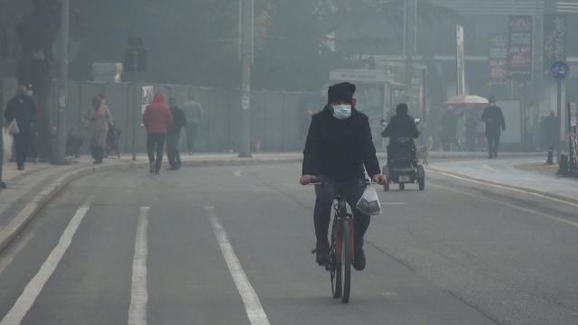 Düzcede hava kirliliğinin nedeni belli oldu