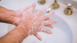 """Sağlık Bakanlığından """"el yıkama"""" etkinliği"""