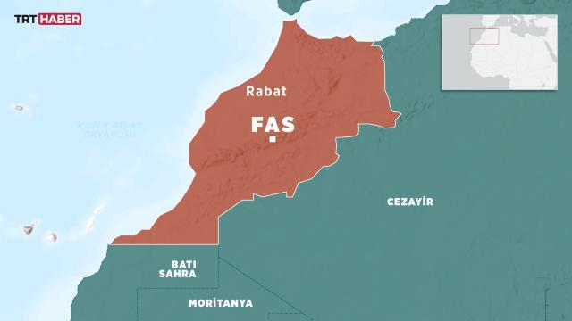 Fasta Batı Sahranın Fas toprağı olduğunu vurgulayan gösteriler düzenlendi
