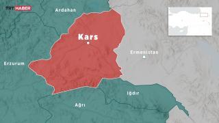 Kars'ta 3,5 büyüklüğünde deprem