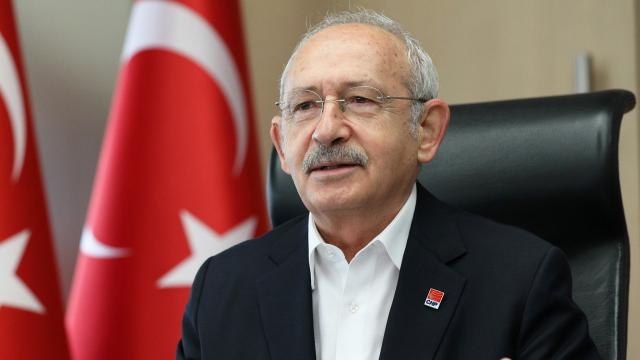 CHP Genel Başkanı Kılıçdaroğlu: Sanatın ve kültürün olmadığı bir ülke çöldür