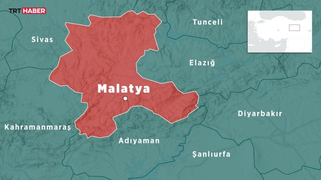 Malatyada 3,5 büyüklüğünde deprem