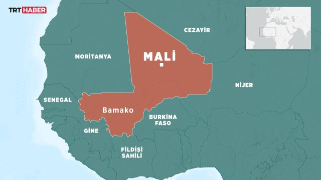 Malide Fransız askerlerine saldırı: 2 ölü