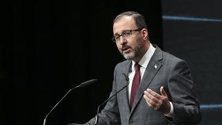 Bakan Kasapoğlu: Tüm Türkiye'yi ekran başına davet ediyorum
