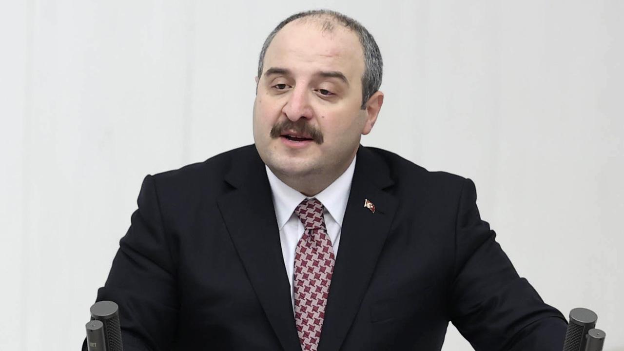 Bakan Varank: Sanayi üretimini en çok artıran G-20 ülkelerinden birisi olduk