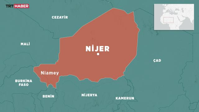 Nijerde terör saldırısı: 4 ölü