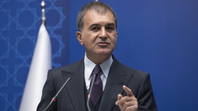 AK Parti Sözcüsü Çelik: Bu vahşeti gerçekleştiren caniyi lanetliyoruz