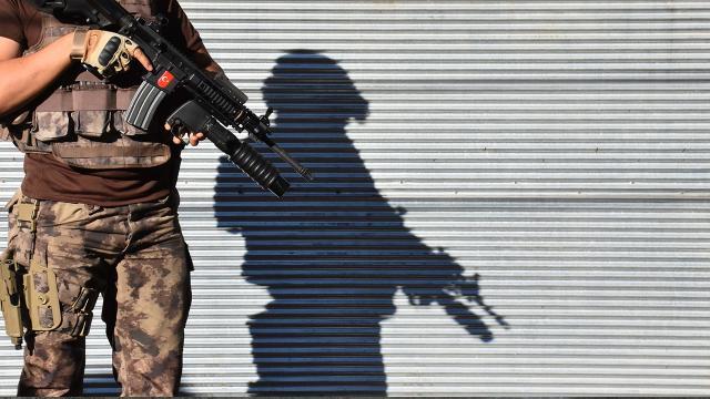 Gaziantepte 5 ayrı camiden hırsızlık yaptığı ileri sürülen zanlı tutuklandı