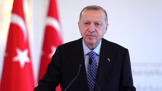 Cumhurbaşkanı Erdoğandan Erzurum ve Hatay mesajı