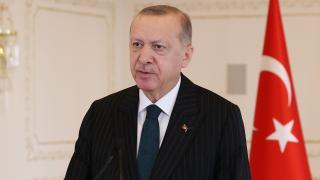 Erdoğan: Mevlana'dan aldığımız ilhamla tüm insanlara yardım elimizi uzatıyoruz