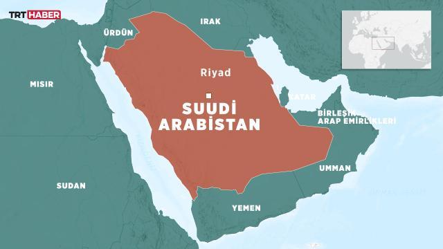 Husilerin Suudi Arabistana düzenlediği bir İHA saldırısı daha püskürtüldü