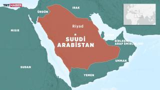 Suudi Arabistan'ın başkenti Riyad'a füze saldırısı düzenlendi