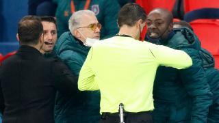 UEFA'dan ırkçı söylemde bulunan hakeme ceza