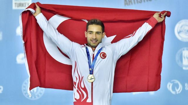 İbrahim Çolak Avrupa Şampiyonu oldu