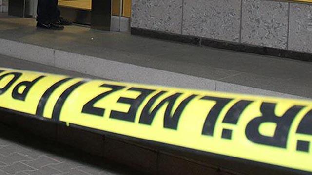 Ankarada banka soygunu girişimi engellendi