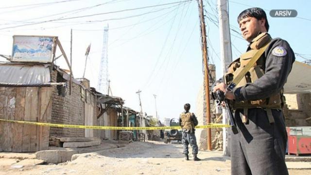 Afganistanda Taliban, polis karakoluna saldırdı: 5 ölü